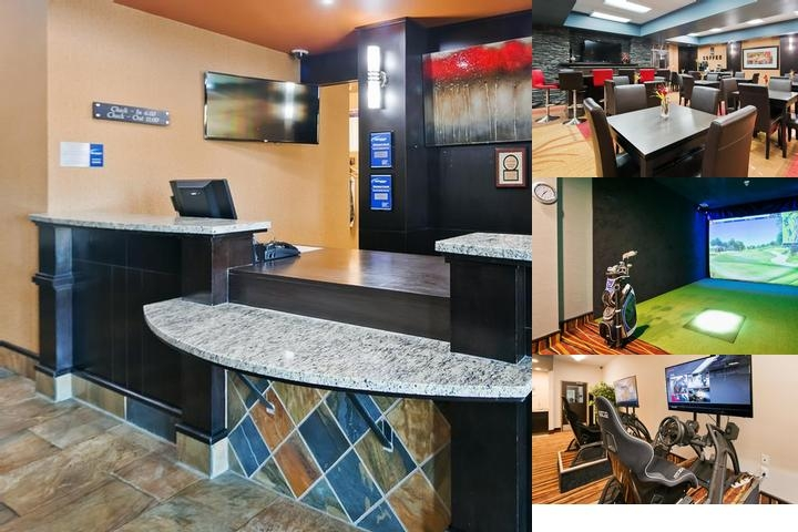 Best Western Bonnyville Inn & Suites photo collage