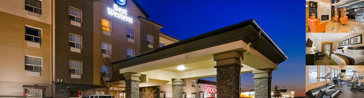 Best Western Wainwright Inn & Suites photo collage