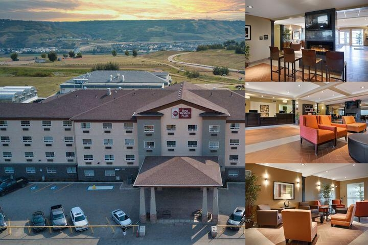 Best Western Plus Peace River Hotel & Suites photo collage