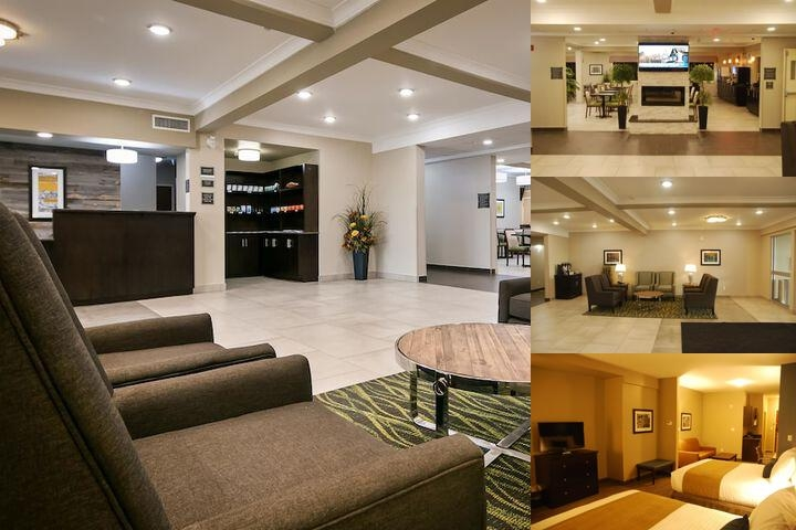 Best Western Plus Fort Saskatchewan Inn & Suites photo collage