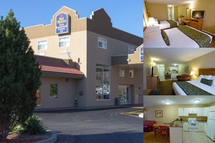 Best Western Plus Sunrise Inn Photo Collage