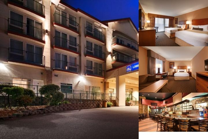 Best Western Plus Mission City Lodge photo collage