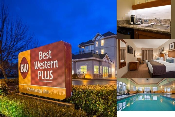 Best Western Plus Chemainus Inn photo collage