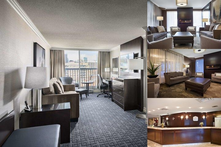Best Western Plus Ottawa Downtown Suites photo collage