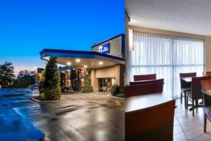 Best Western Inn on the Hill photo collage
