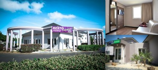 Best Western Plus Executive Inn photo collage