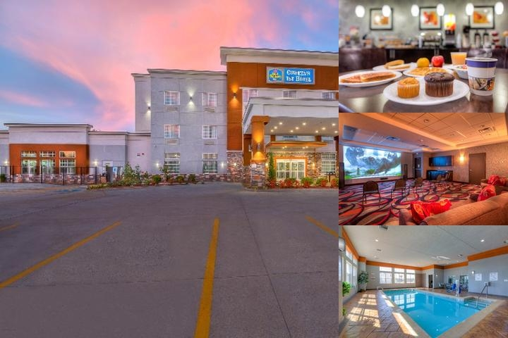 Best Western Plus Coweta's 1st Hotel photo collage