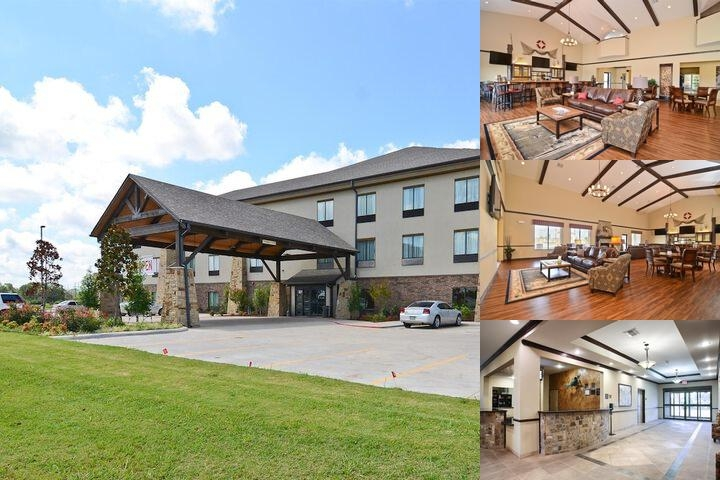 Best Western Plus Emory at Lake Fork Inn & Suites photo collage