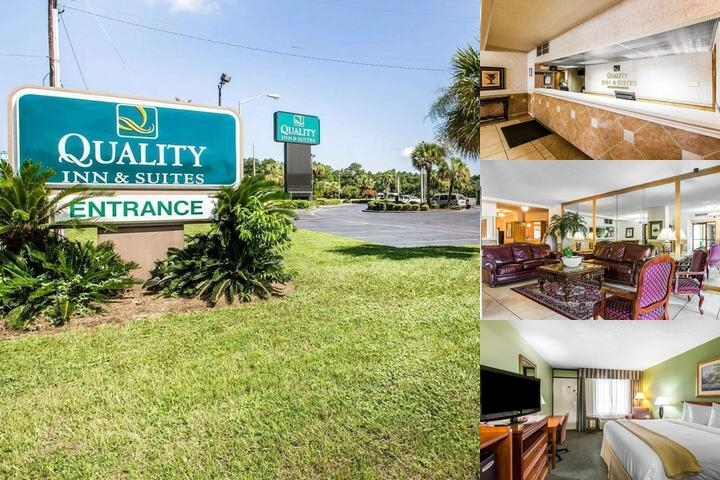 Quality Inn & Suites Waycross photo collage