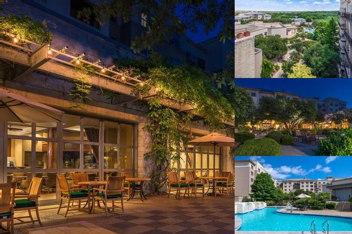 Hilton San Antonio Hill Country Hotel & Spa photo collage