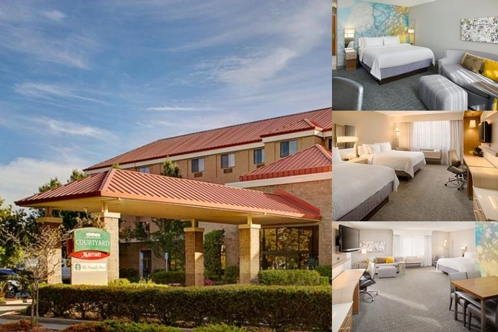 Courtyard by Marriott Sacramento Midtown photo collage