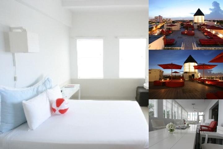 Townhouse Hotel photo collage