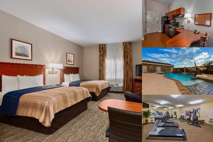 Candlewood Suites Decatur photo collage