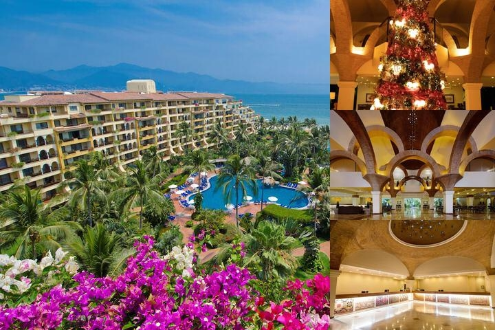 Velas Vallarta Suites Resort All Inclusive photo collage