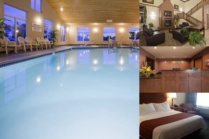 Grandstay Hotel & Suites Parkers Prairie photo collage