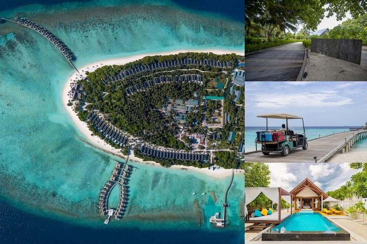 Furaveri Island Resort & Spa photo collage