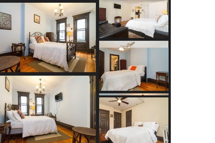 Resplendent Brownstone photo collage