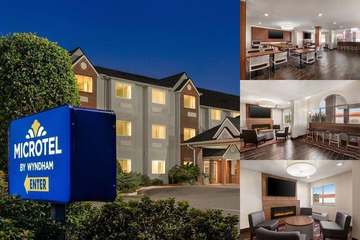 Microtel Inn & Suites by Wyndham Tifton photo collage