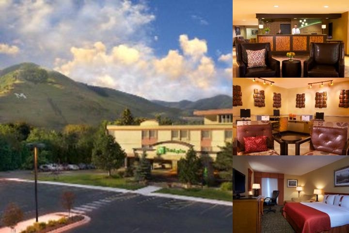 Holiday Inn Downtown Missoula photo collage