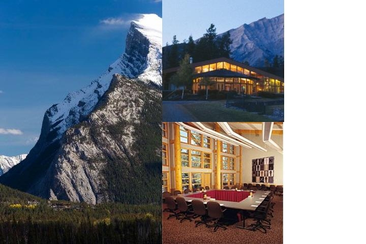 The Banff Centre photo collage