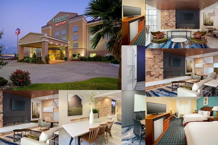 Fairfield Inn Waco North photo collage