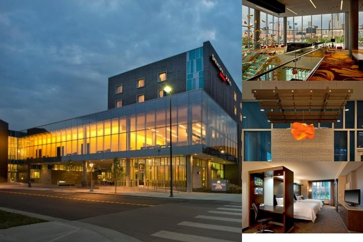 Springhill Suites by Marriott Denver Downtown photo collage