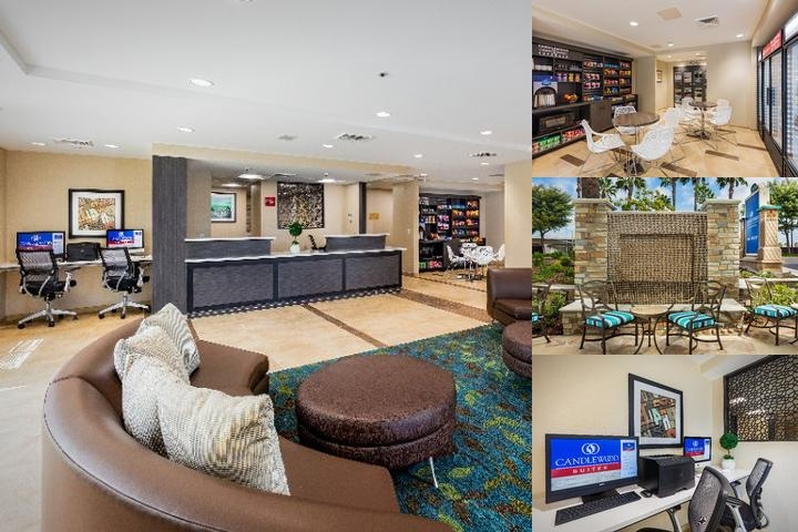 Candlewood Suites Anaheim Resort Area photo collage