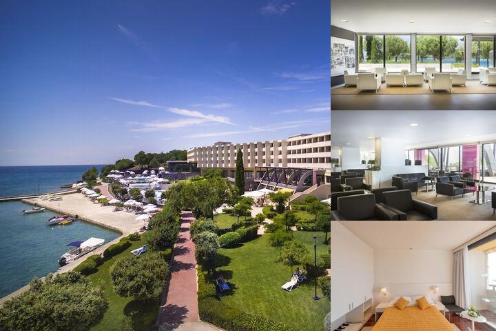 Maistra Istra Hotel Rovinj photo collage