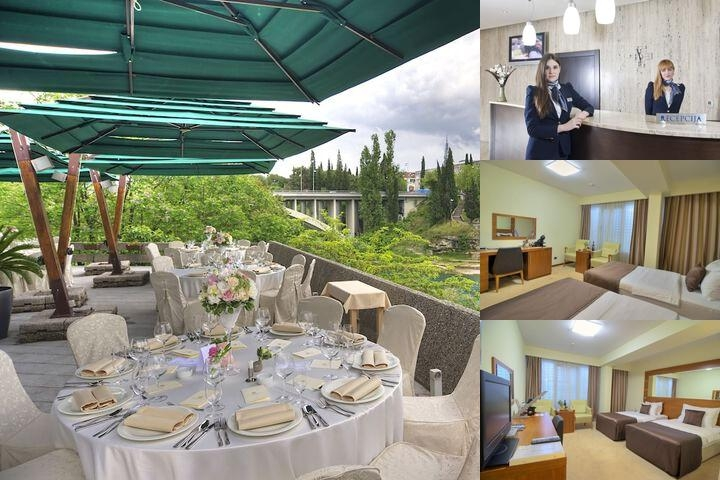 Hotel Podgorica photo collage