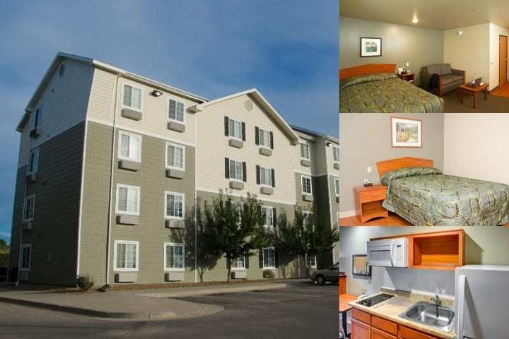 Woodspring Suites Oklahoma City Tinker Afb photo collage