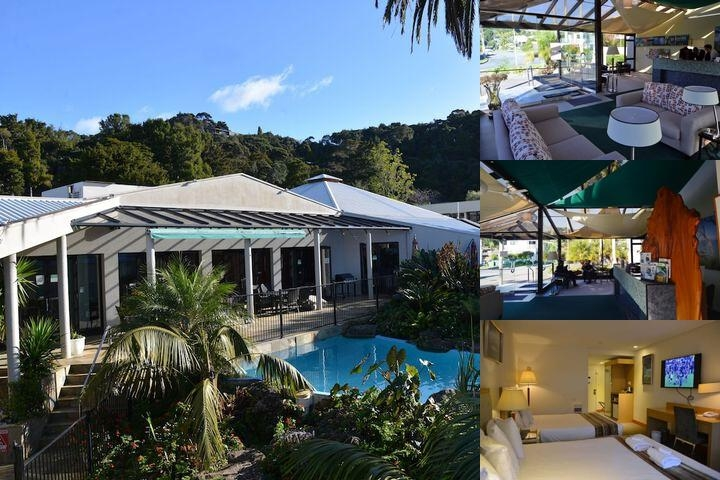 Paihia Pacific Resort Hotel photo collage