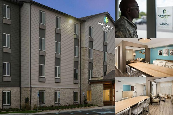 Woodspring Suites New Orleans Airport photo collage