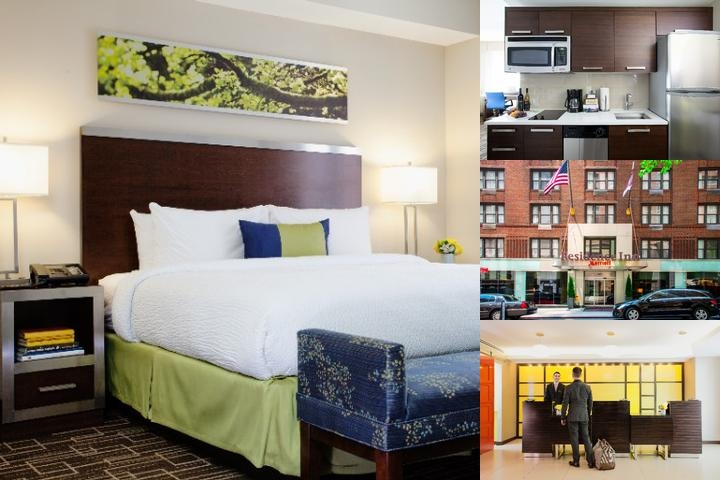 Residence Inn by Marriott / Midtown East photo collage