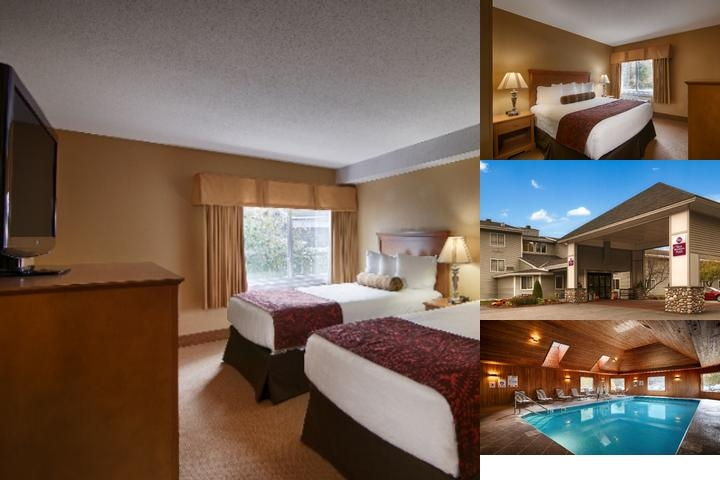 Best Western Plus Windjammer Inn & Conference Center photo collage