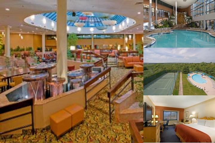 Hilton Long Island photo collage