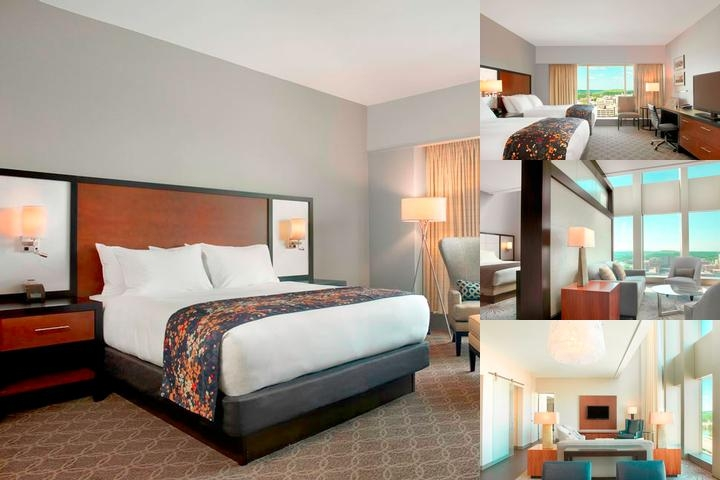 Doubletree by Hilton Cedar Rapids Convention Complex photo collage