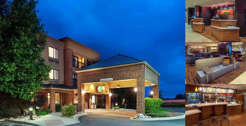 Courtyard by Marriott Denver Lakewood photo collage