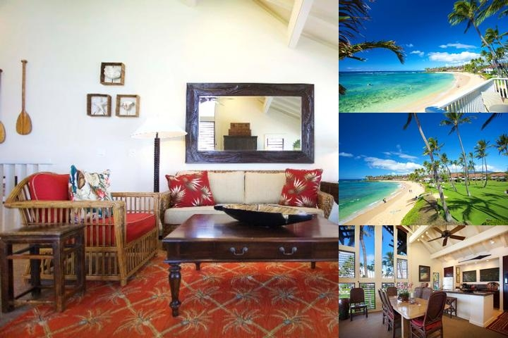 Castle Kiahuna Plantation & Beach Bungalows photo collage