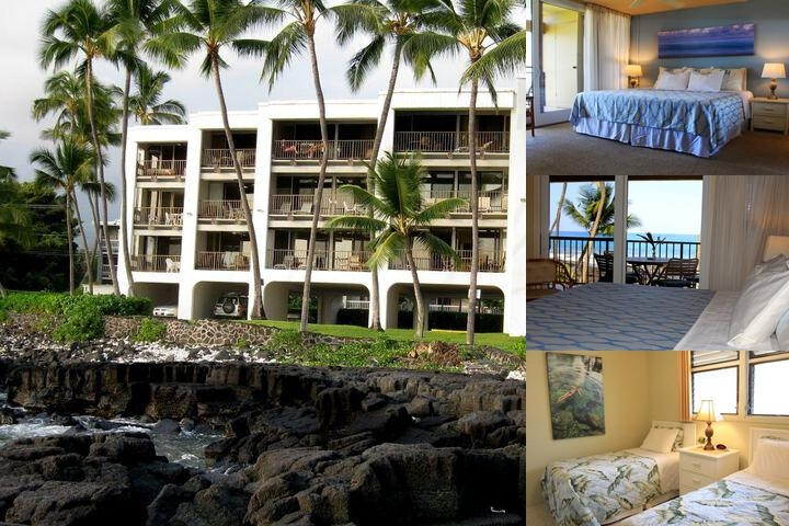 Castle Kona Bali Kai a Condominium Resort photo collage