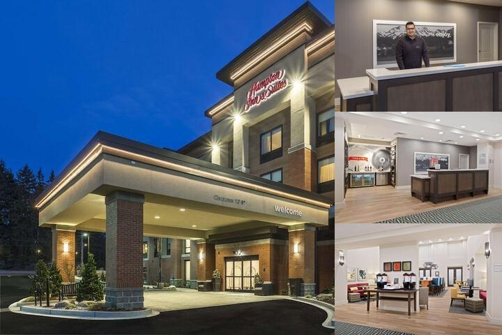 Hampton Inn & Suites Woodinville photo collage