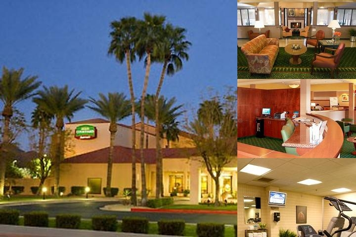 North Phoenix Courtyard by Marriott photo collage