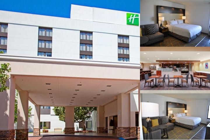 Holiday Inn La Mirada Near Disneyland photo collage