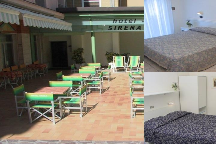 Hotel Sirena photo collage