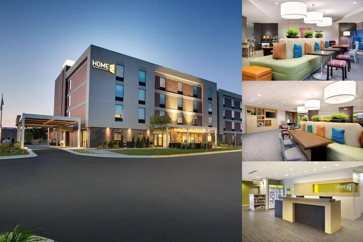 Home2 Suites by Hilton Chicago / Schaumburg photo collage