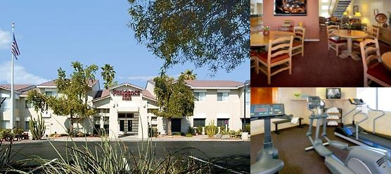 Tempe Residence Inn by Marriott photo collage