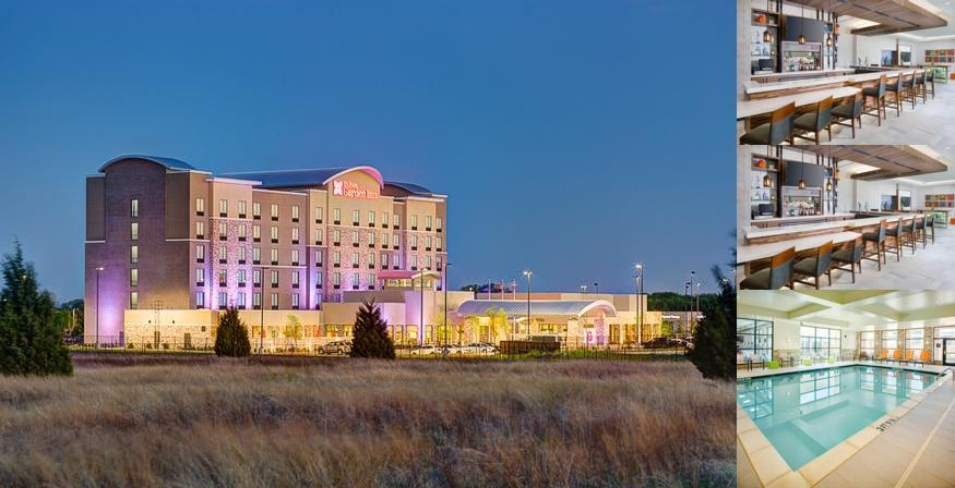 Hilton Garden Inn Dallas Arlington South Arlington Tx 521 East Interstate 20 76018