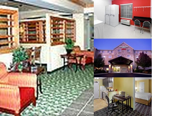 Towneplace Suites Joplin photo collage
