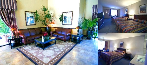 Empire Inn & Suites photo collage