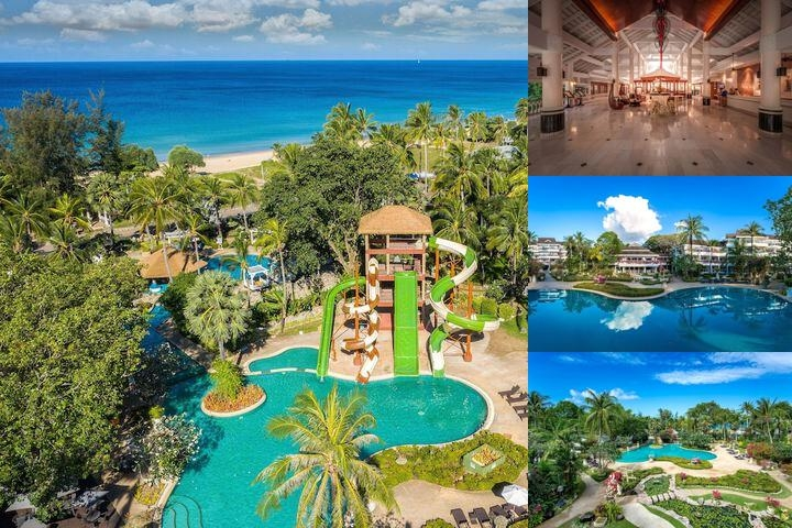 Thavorn Palm Beach Resort Phuket photo collage