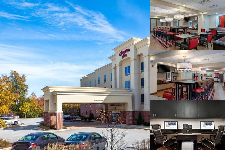 Hampton Inn Atlanta Mcdonough photo collage